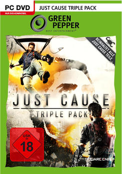 Just Cause: Triple Pack (PC)