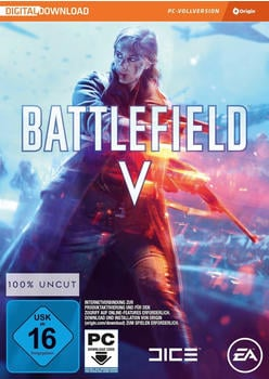 Electronic Arts Battlefield V (Code in a Box) (Download) (PC)