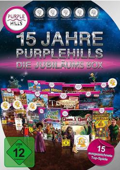 S.A.D. 15 Jahre Purple Hills PC Jubiläums Box