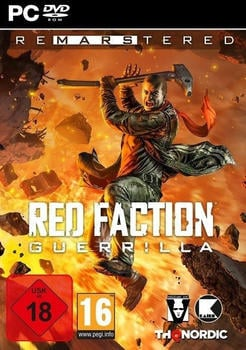 THQ Red Faction Guerrilla Re-Mars-tered
