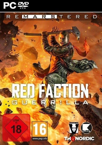 Red Faction: Guerrilla - Re-Mars-tered (PC)