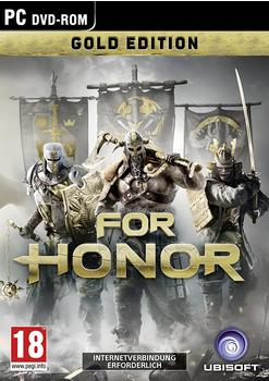 UbiSoft For Honor - Gold Edition (PEGI) (Download) (PC)