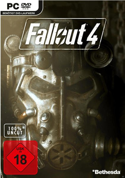 BETHESDA Fallout 4 PC, Software Pyramide