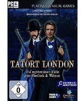 bhv Software Tatort London - Die mysteriösen Fälle von Sherlock & (PC) (20-06282)
