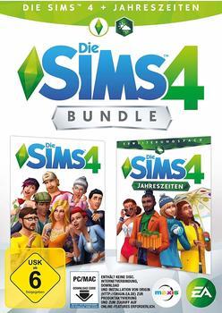 Electronic Arts Die Sims 4 + Jahreszeiten BUNDLE (CIAB) [PC]