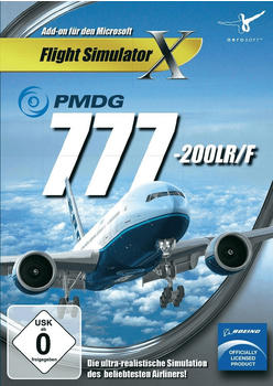 Aerosoft PMDG 777-200LR/F for P3D V4 Add-On PC USK: 0