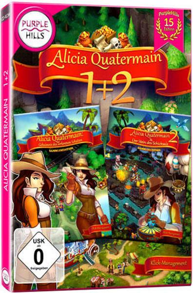 Alicia Quatermain 1+2 (PC)