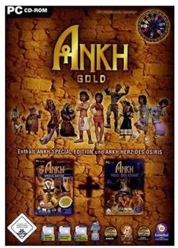 bhv Software Ankh Gold (PC)