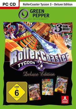Atari Rollercoaster Tycoon 3 Deluxe Edition