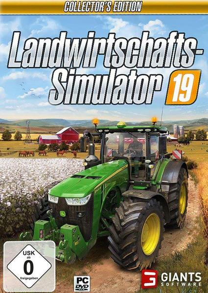 Landwirtschafts-Simulator 19: Collector's Edition (PC)
