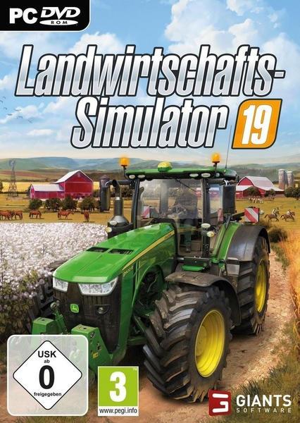 Landwirtschafts-Simulator 19 (PC)