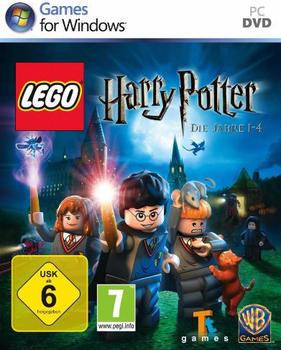 LEGO Harry Potter: Die Jahre 1 - 4 (PC)