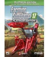 Focus Home Interactive Farming Simulator 17 - Platinum Edition (Download) (PC)