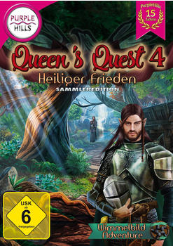 S.A.D. Queens Quest 4 Heiliger Frieden