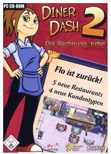 Diner Dash 2: Die Rechnung bitte! (PC)