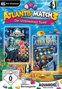 Magnussoft Atlantis Match 3 - Der Unterwasser Spaß! (PC)