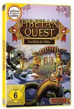 S.A.D. Tibetan Quest Am Ende der Welt
