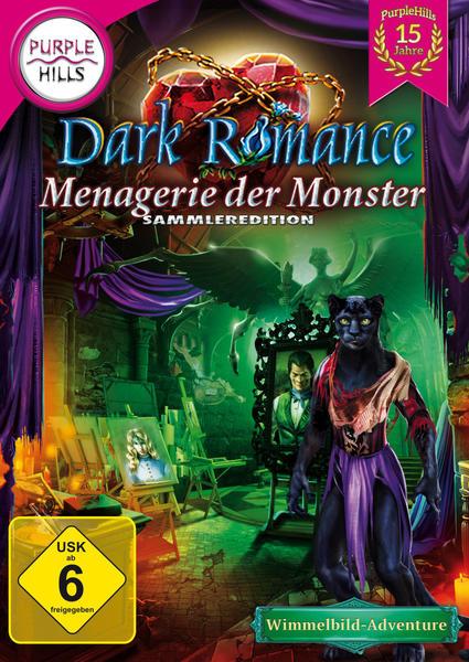 Dark Romance - Menagerie der Monster - Sammleredition (PC)