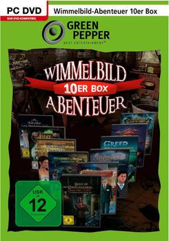 Wimmelbild-Abenteuer 10er Box (PC)