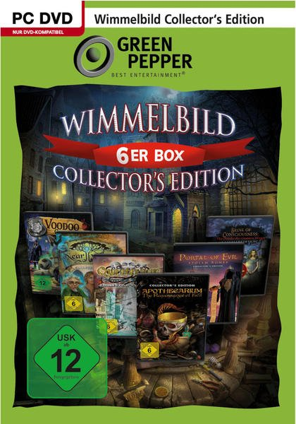 Wimmelbild Collector's Edition: 6er Box (PC)