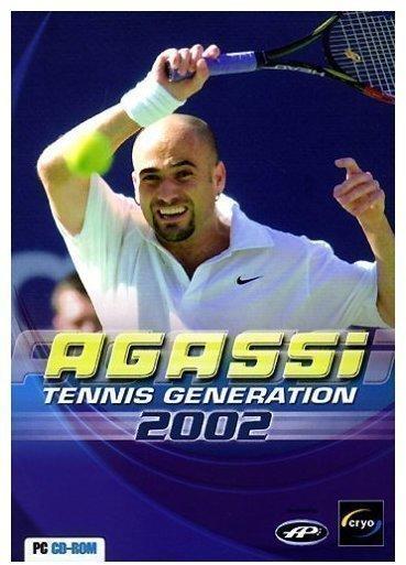 EMME Agassi Tennis Generation 2002