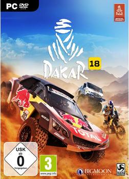 Avanquest Dakar 18 PC USK: 12