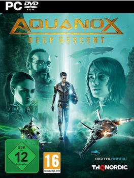 THQ Aquanox Deep Descent PC USK: 12