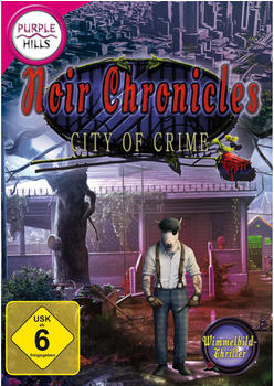 S.A.D. Noir Chronicles: City of Crime