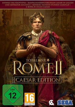 Sega PC Total War: Rome 2 - Caesar Edition