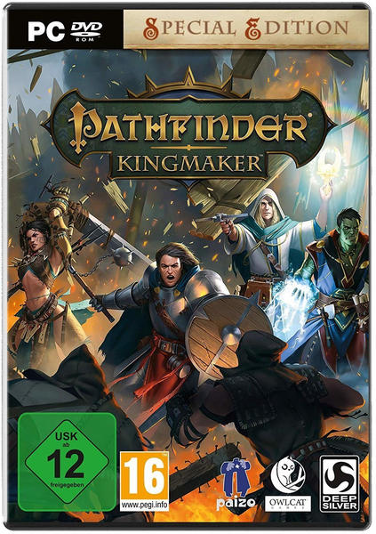 Pathfinder: Kingmaker - Special Edition (PC)