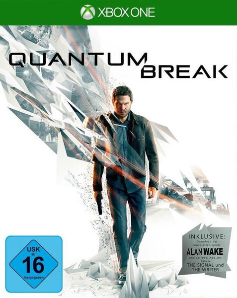 Microsoft Quantum Break (Download) (Xbox One)