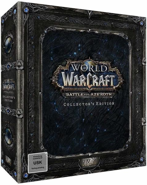 World of Warcraft: Battle for Azeroth - Collector's Edition (Add-On) (PC)