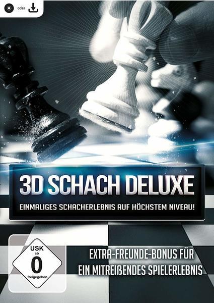 Rokapublish 3D Schach Deluxe (PC)