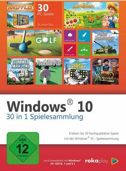 Rokapublish Windows 30 in 1 Spielesammlung 2018 (PC)