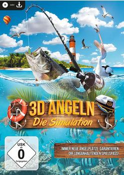 Rokapublish 3D Angeln - Die Simulation (PC)