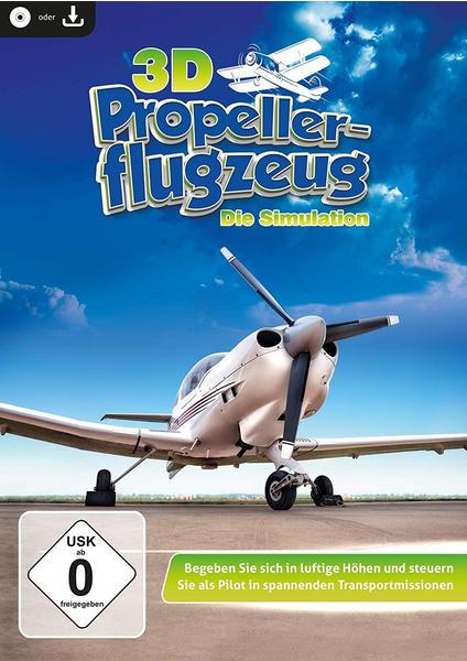 Rokapublish 3D Propellerflugzeug - Die Simulation (PC)