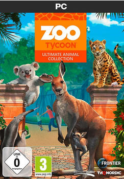 THQ Zoo Tycoon: Ultimate Animal Collection (PC)
