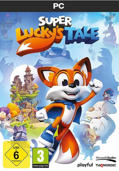 Super Lucky's Tale (PC)