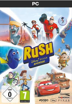 THQ Rush: A Disney-Pixar Adventure (PC)