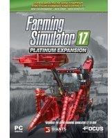 Focus Home Interactive Farming Simulator 17 - Platinum Expansion (Add-On) (PC)