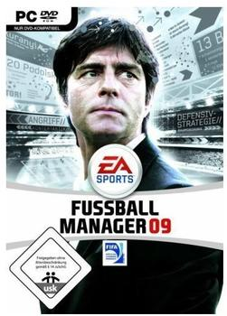 EA GAMES Fussball Manager 09