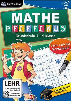 Magnussoft Mathe Pfiffikus Grundschule PC
