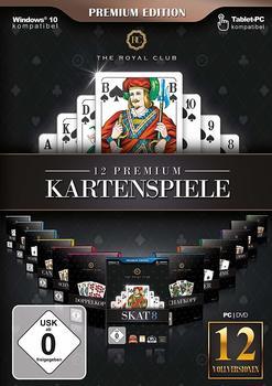 KOCH Media The Royal Club Kartenspiele Premium Edition (PC)