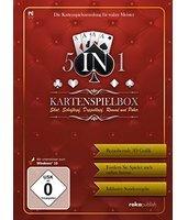 KOCH Media 5 in 1 - Kartenspielebox (PC)