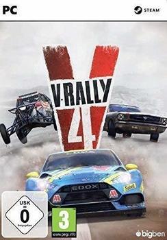 BIGBEN SOFTWARE V-Rally 4