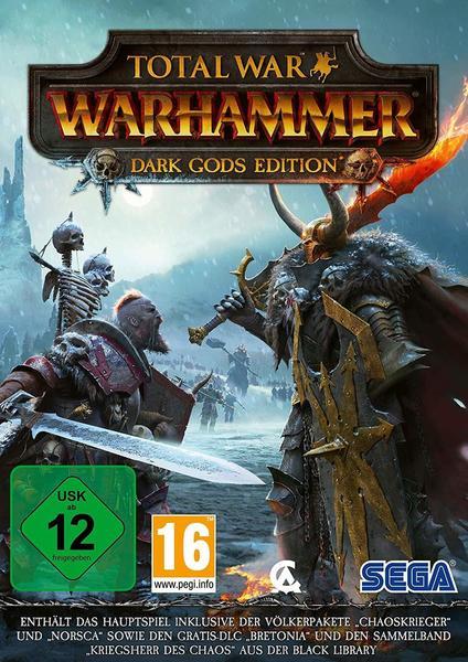 Total War: Warhammer - Dark Gods Edition (PC)