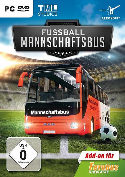 Fernbus Simulator: Fußball Manschaftsbus (Add-On) (PC)