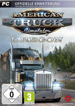 American Truck Simulator: Oregon (Add-On) (PC)