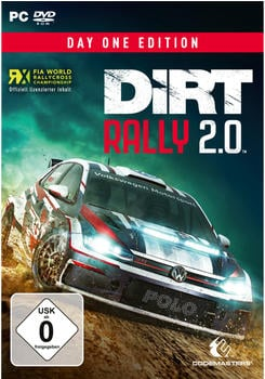 Codemasters DiRT Rally 2.0 Day One Edition