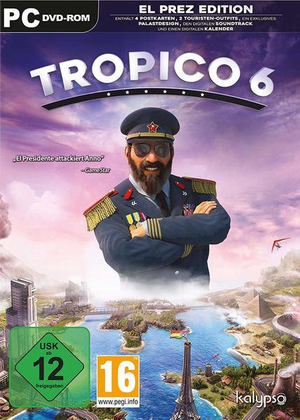 Tropico 6: El Prez Edition (PC)